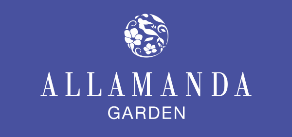 Allamanda Garden Logo Mark