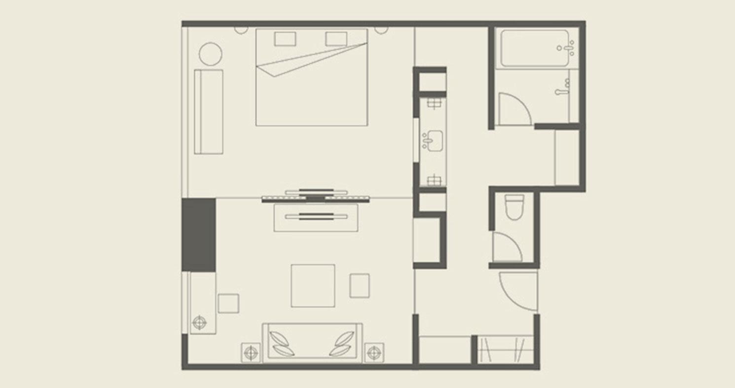 Semi Suite 4